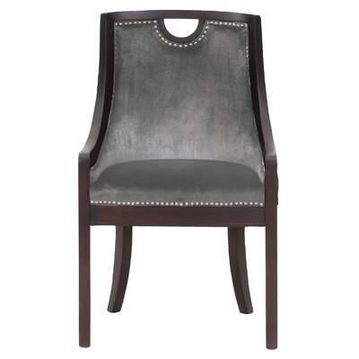 Wondrous Panama Jack Graphite Upholstered Dining Chair Wayfair Download Free Architecture Designs Scobabritishbridgeorg