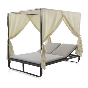 Rideout Double Sun Lounger By Sol 72 Outdoor