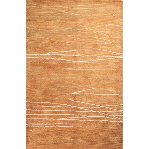 Ludlum Hand-Tufted Spice Area Rug