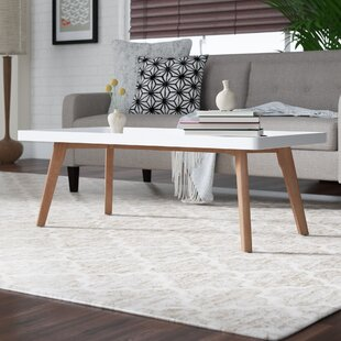 Simmerman Raised Edge Coffee Table
