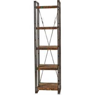 Marguerite Etagere Bookcase by 17 Stories