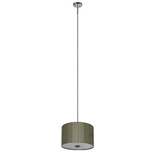 Lyell Forks 3-Light Drum Chandelier by Yosemite Home Decor