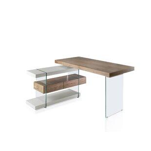 Eatmon Executive Desk By Ebern Designs