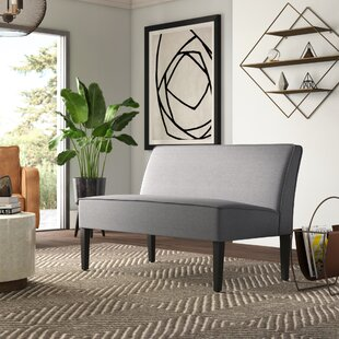 Affordable Price Alverson Loveseat by Mercury Row Reviews (2019) & Buyer's Guide