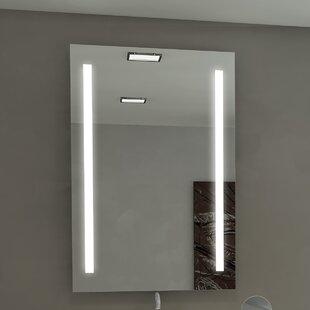 Lency Modern Illuminated Bathroom/Vanity Wall Mirror ByOrren Ellis