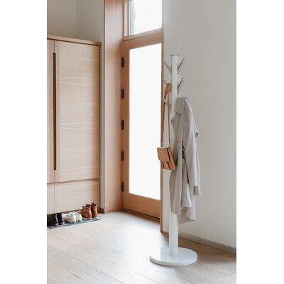 Flapper Coat Rack Umbra Color: White