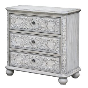 Palu 3 Drawer Accent Chest by ..
