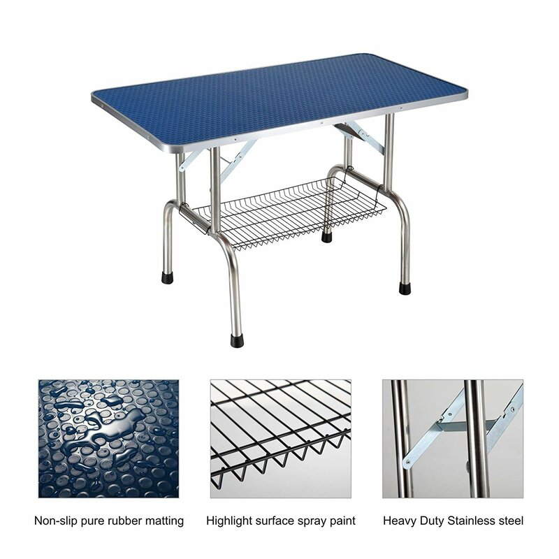 Campcookingsupplies Just Outdoor Aluminum Alloy Folding Table Tableware,portable Barbecue Picnic Table Material Aluminum Alloy And Strong Nylon Fabric Outdoor Tablewares
