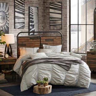 Tetes De Lit Style Industriel Wayfair Ca