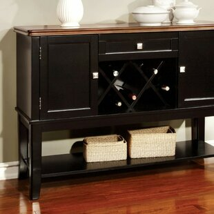 Adalbert Transitional Style Storage Server by Darby Home Co