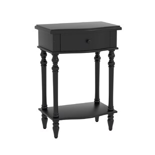 Claiborne Accent End Table by Alcott Hill