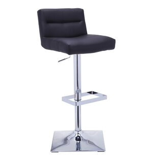 Sunpan Modern Urban Unity Stafford Adjustable Height Swivel Bar Stool