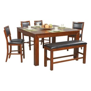 Franklin 6 Piece Dining Set by Winners Only, Inc.