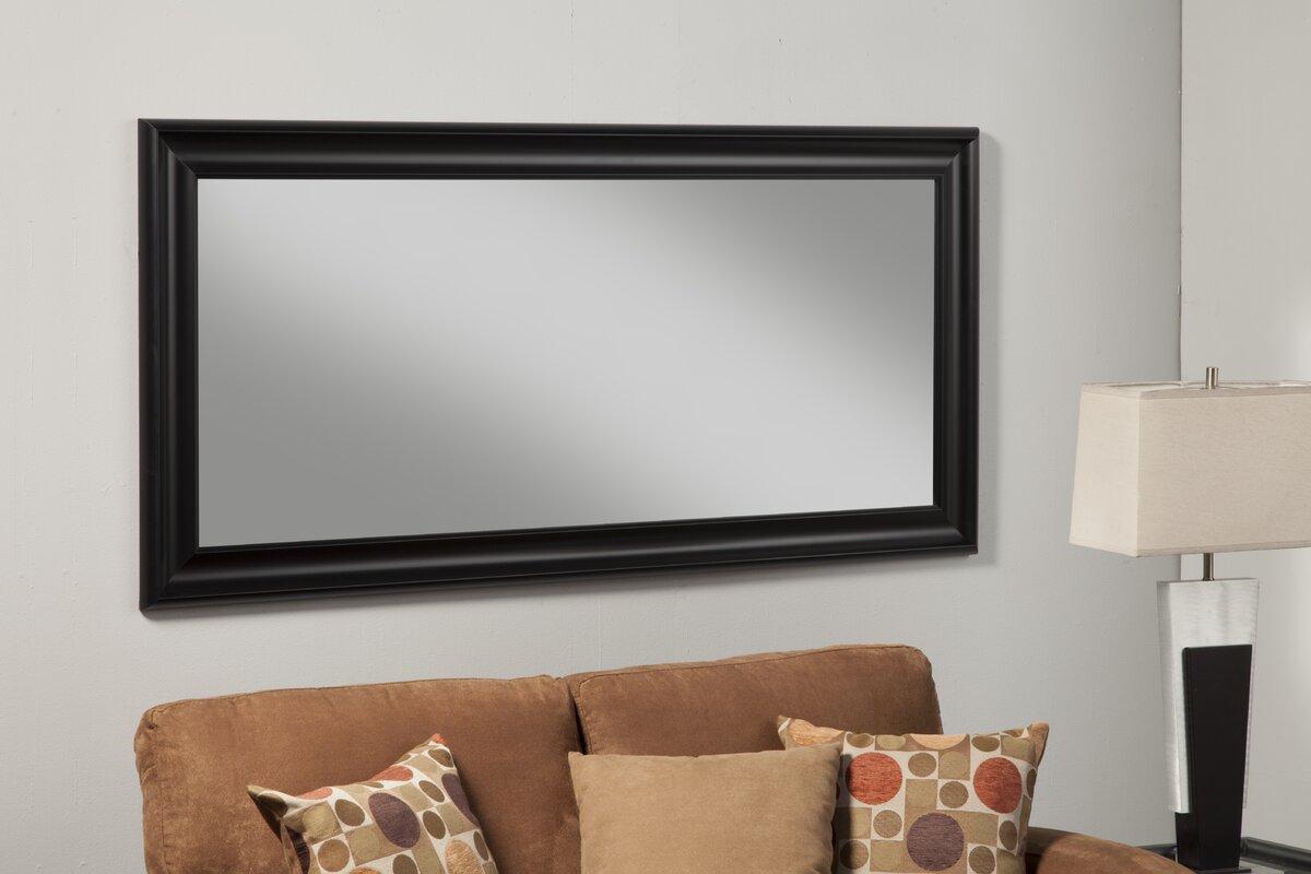 willa arlo interiors modern full length leaning mirror  reviews  - defaultname