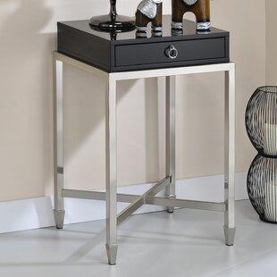 Brayden Studio Solem End Table