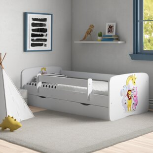 On Sale Caswell Convertible Toddler Bed With Drawers