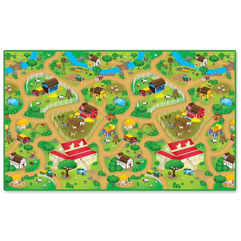 usa water little baby haba frog mat play f