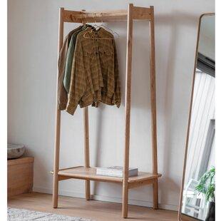 Blaze 90cm Wide Clothes Rack By Gracie Oaks