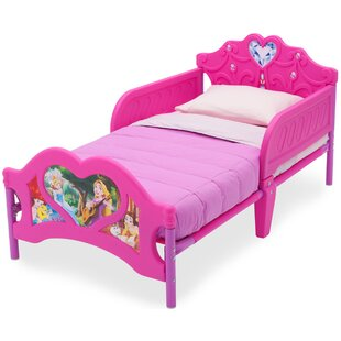 Disney Princess Toddler Bed  sc 1 st  Wayfair & Disney Princess Canopy Bed | Wayfair