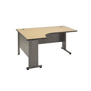 Hebron L-Shape Executive Desk By Ebern Designs