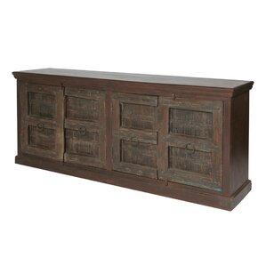 Bend 4 Door Sideboard by MOTI Furniture