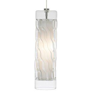 Tech Lighting Liza 1-Light Cylinder Pendant