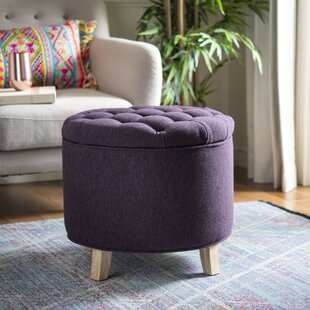 Karas Storage Ottoman By Willa Arlo Interiors