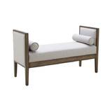 5West Pietro Upholstered Bench
