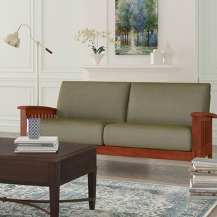 Price comparison Wydmire Mission Sofa by Charlton Home Reviews (2019) & Buyer's Guide