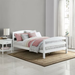 Acadia Full Platform Bed by Harriet Bee