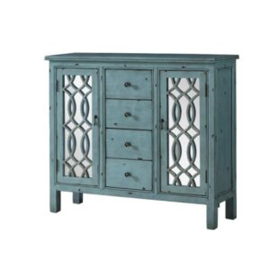 Cherie 4 Drawer Accent Cabinet