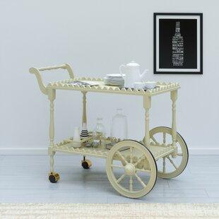 Caywood Serving Cart By Fleur De Lis Living