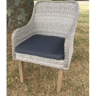 Garden Chair With Cushion Image