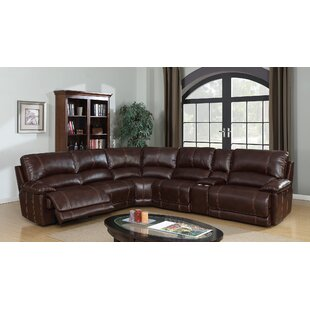 Shop Quyen Power Reclining Sectional by Latitude Run