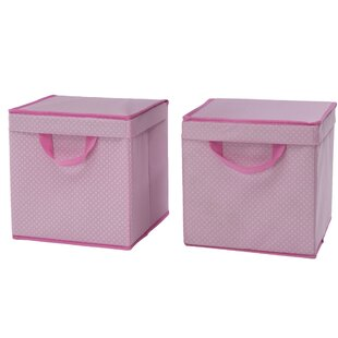 Lidded Toy Box (Set of 2) By Delta Children