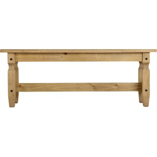 Dodge Wood Dining Bench By Union Rustic