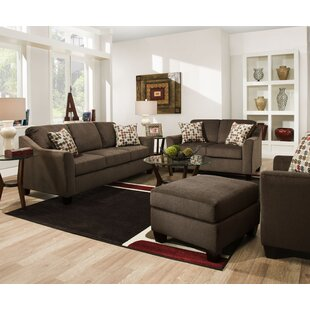 Olivia Sleeper Configurable Living Room Set by Darby Home Co