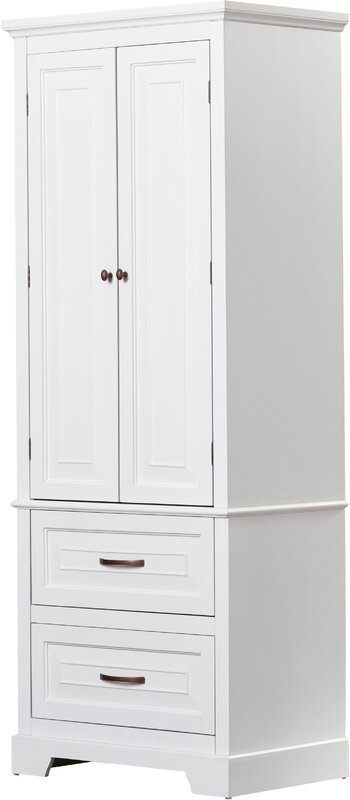 Interior 24 Cabinet alcott hill prater 24 w x 62 h cabinet reviews wayfair