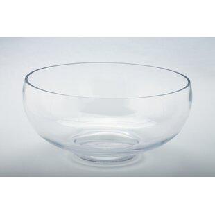 Decorative Clear Glass Bowls.Clear Glass Decorative Bowl