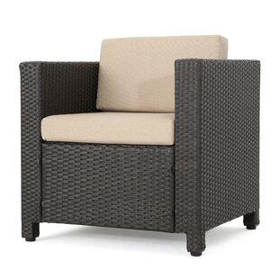 Bonnette Armchair by Wrought Studio