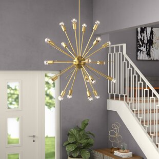 Langley Street Meredith 20-Light Sputnik Chandelier