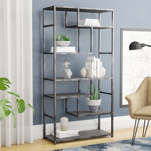 17 Stories Vlad Etagere Bookcase