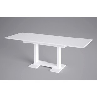 Cypress Extendable Dining Table By August Grove
