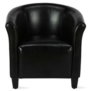 Rand Barrel Chair by Everly Quinn