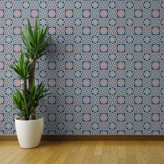 Moy Removable Peel And Stick Wallpaper Roll