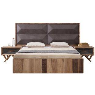 Brayden Studio Keil Upholstered Platform Bed