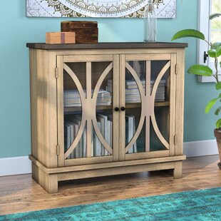 Delmer 2 Door Accent Cabinet b..