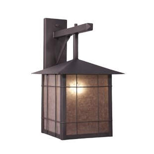 Bellair Outdoor Wall Lantern by Loon Peak