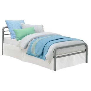 Harriet Bee Baril Twin Platform Bed