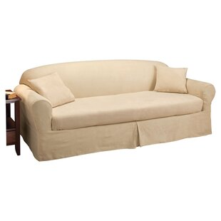 Goliath Box Cushion Sofa Slipcover